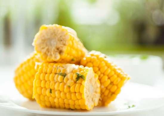Make Corn on the Cob in Coffee Pot