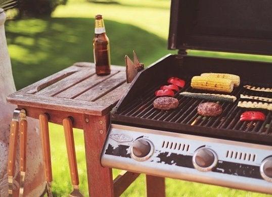 Add grill utensil hooks with sugru