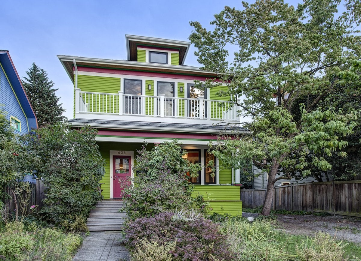 Colorful Houses We Love Bob Vila