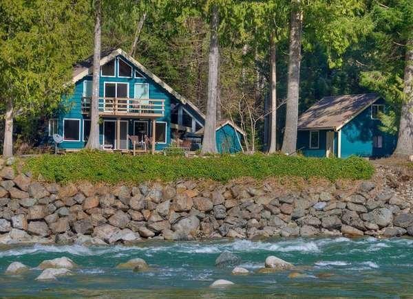 Blue Lake House