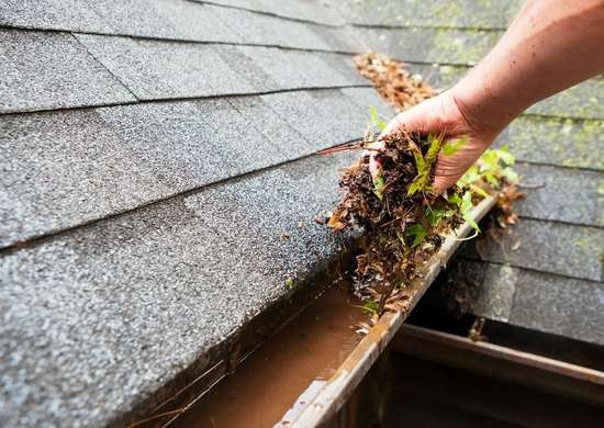 Warranty for Gutters
