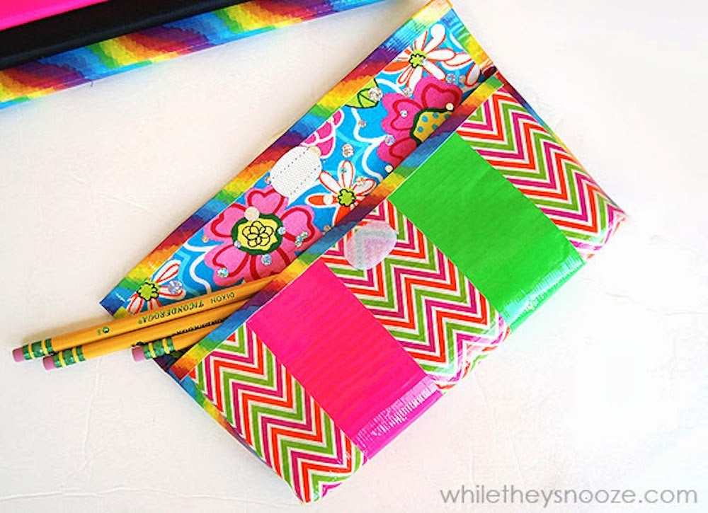 Whiletheysnooze pencil case