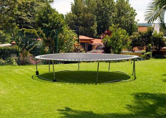 Liability for Trampolines and Tree Houses