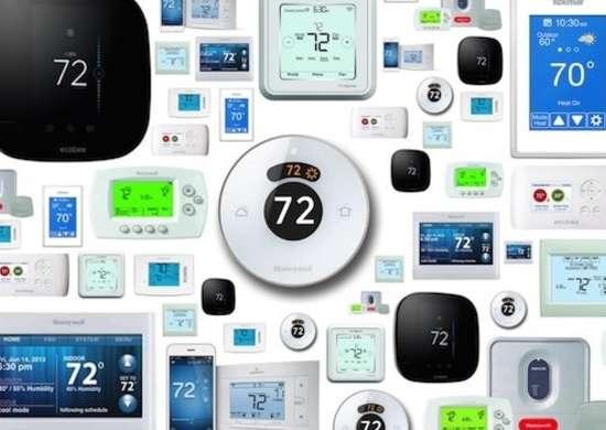 Wi-Fi Thermostat Types