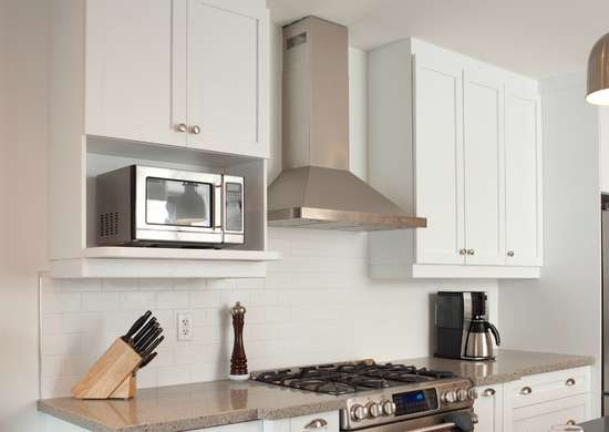 Heighten Spaciousness with Cabinets
