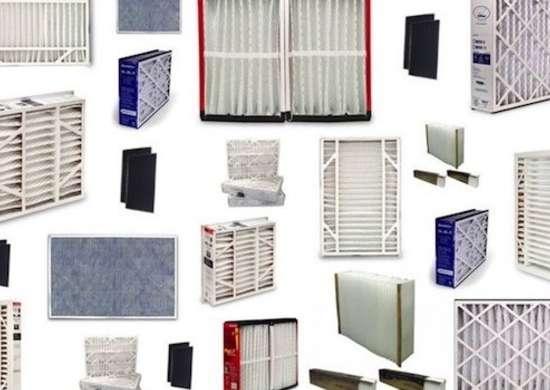 HVAC Filter Types