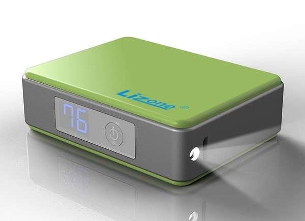 Lizone 5200mAh Mini Portable Charger