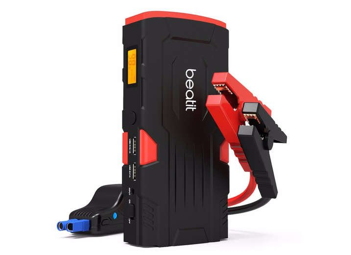 Beatit 880 Peak 18000mAh Portable Car Jump Starter