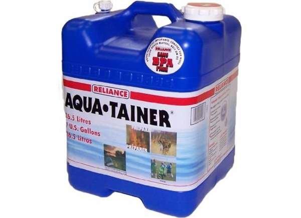 Reliance Aqua-Tainer 7 Gallon Rigid Water Container
