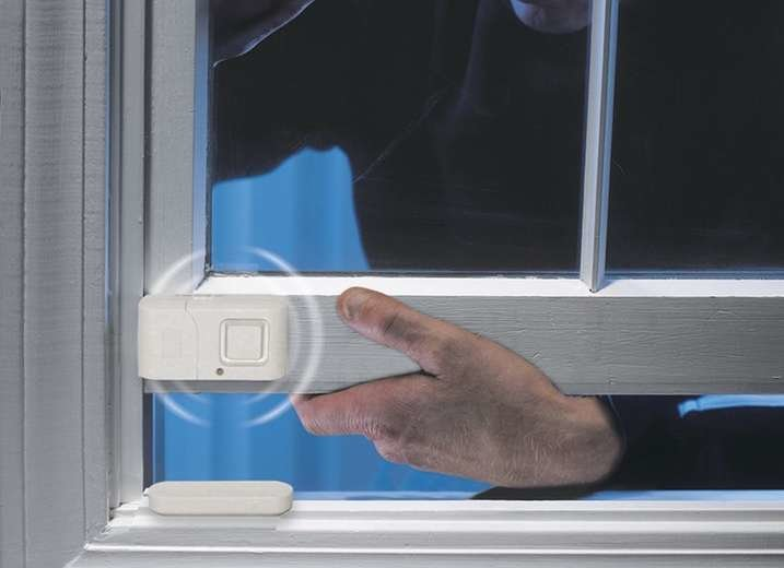 GE Personal Security Window/Door Alarm