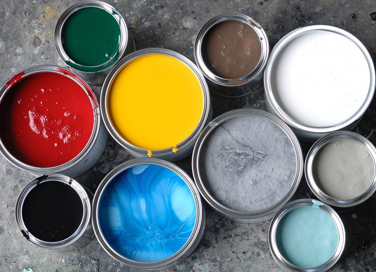How to dispose of leftover paint how to dispose of 11 for How to dispose of empty paint cans