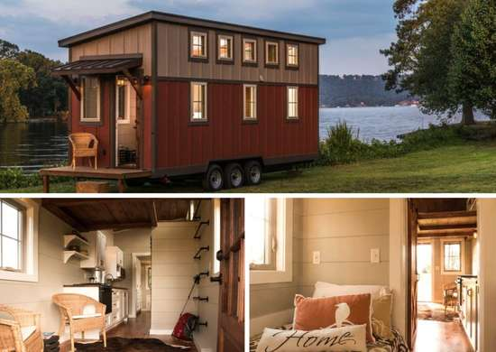 Tiny Houses on Wheels We - Bob Vila on ramps for trucks, ramps for swimming pools, ramps for trailers, ramps for barns, ramps for decks, ramps for cars, stairs ramps mobile homes, ramps for landscaping, ramps for outbuildings, ramps for boats, ramps for rvs, ramps for buildings, wheelchair ramps for homes, ramps for garages, ramps for vans, ramps for motorcycles, ramps for warehouses, ramps for heavy equipment, ramps for vehicles, ramps for pets,