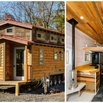 Reclaimed Wood Tiny House