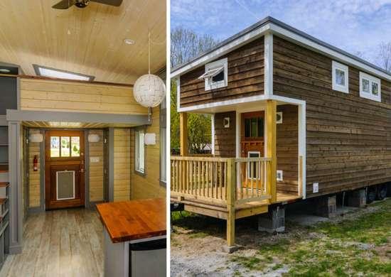 Tiny Home In North Carolina