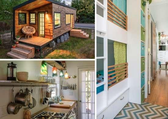 Mid-Century Modern Tiny House