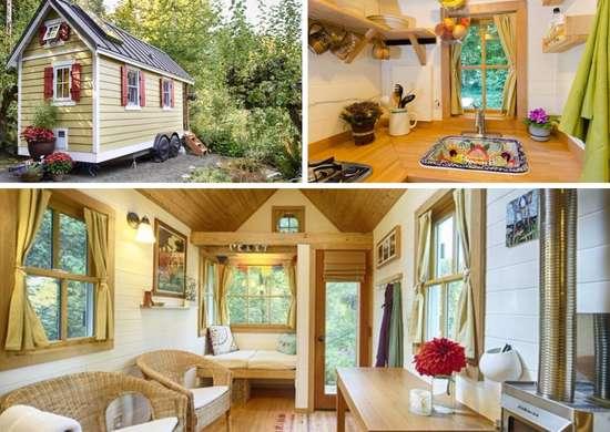 Tiny House In Washington State