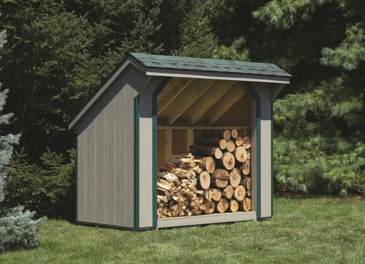 Lpshed firewoodshed