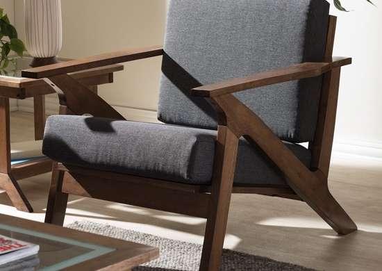 Cheap Mid-Century Armchair