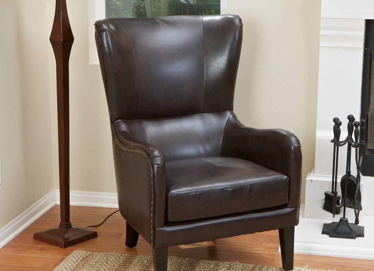 Clarkson wingback chair