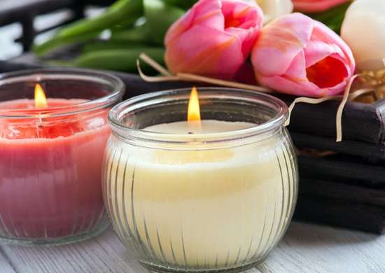 Candle Fire Safety