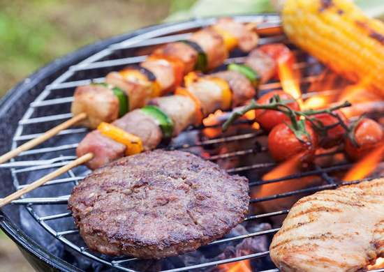 Fire Safety for Grills and Fire Pits