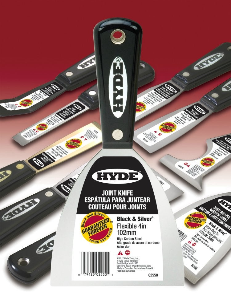 Hyde tools guaranteed forever