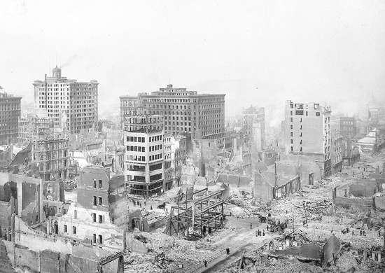 San Francisco 1906 Earthquake