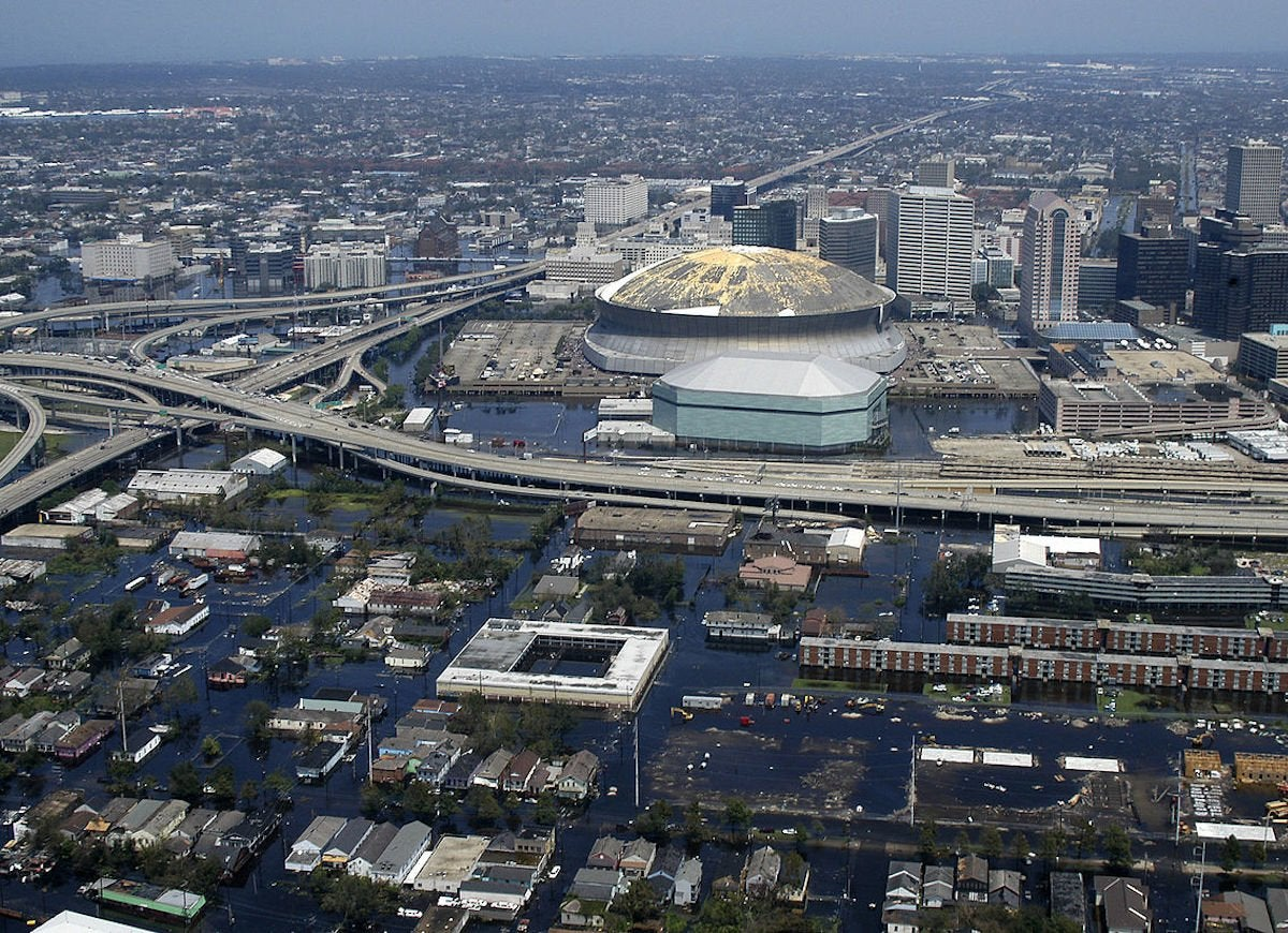 New orleans before