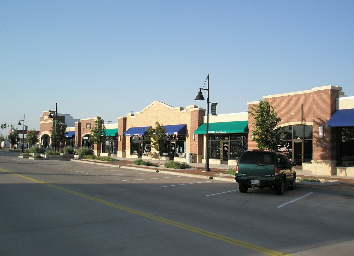 Greensburg kansas after