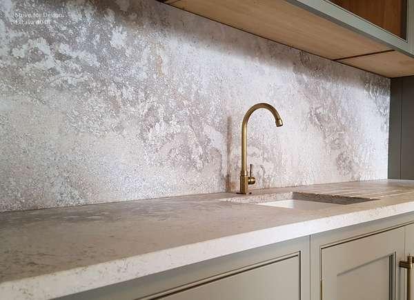 Engineered Stone Countertop Ideas 12
