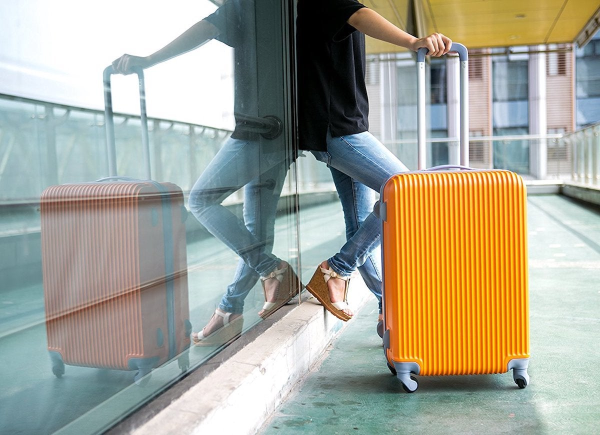 Buy luggage online