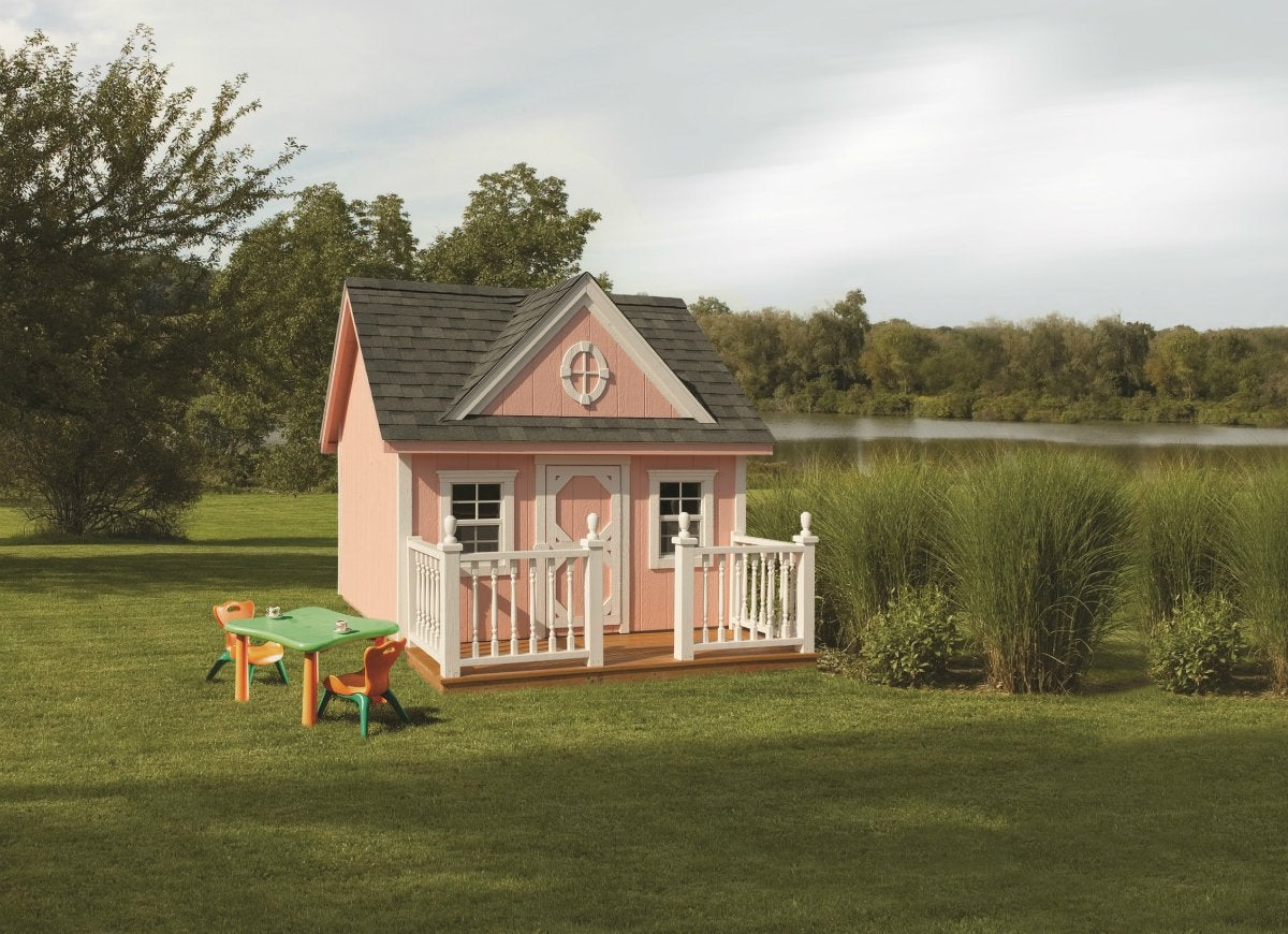 Porches match your shed to your home