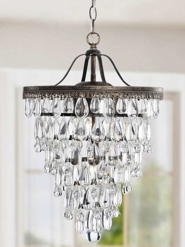 the latest 299d7 c1a02 The Best Cheap Chandeliers - 10 Affordable Styles to Choose ...