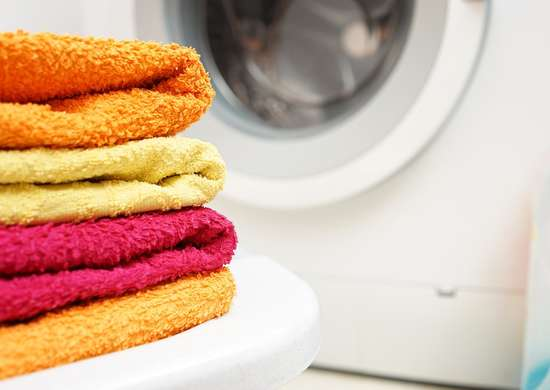 Fabric Softener on Towels