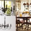 Cheap Pottery Barn Chandelier