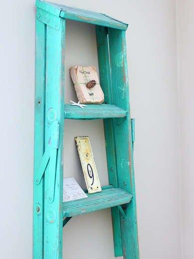 Step Ladder Shelf