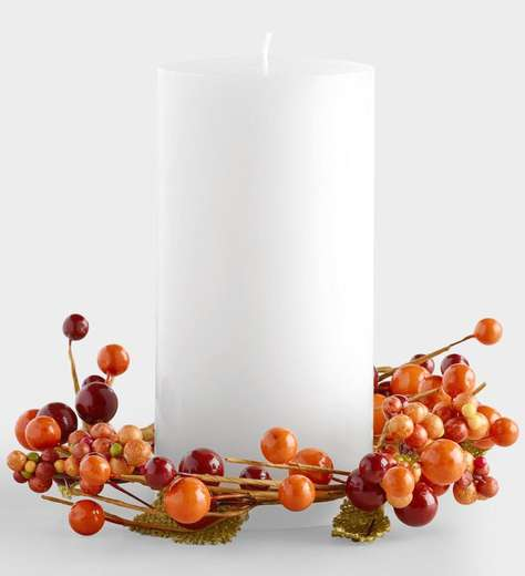 Autumn Candle Ring