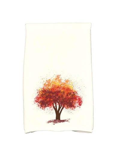 Autumn Tree Tea Towel