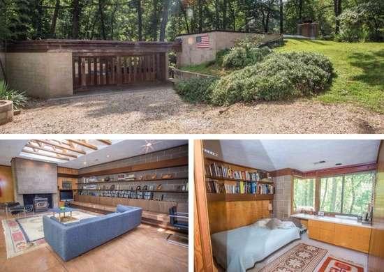 Eco-friendly Bermed House