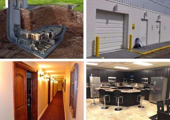 Luxury Bunker Home
