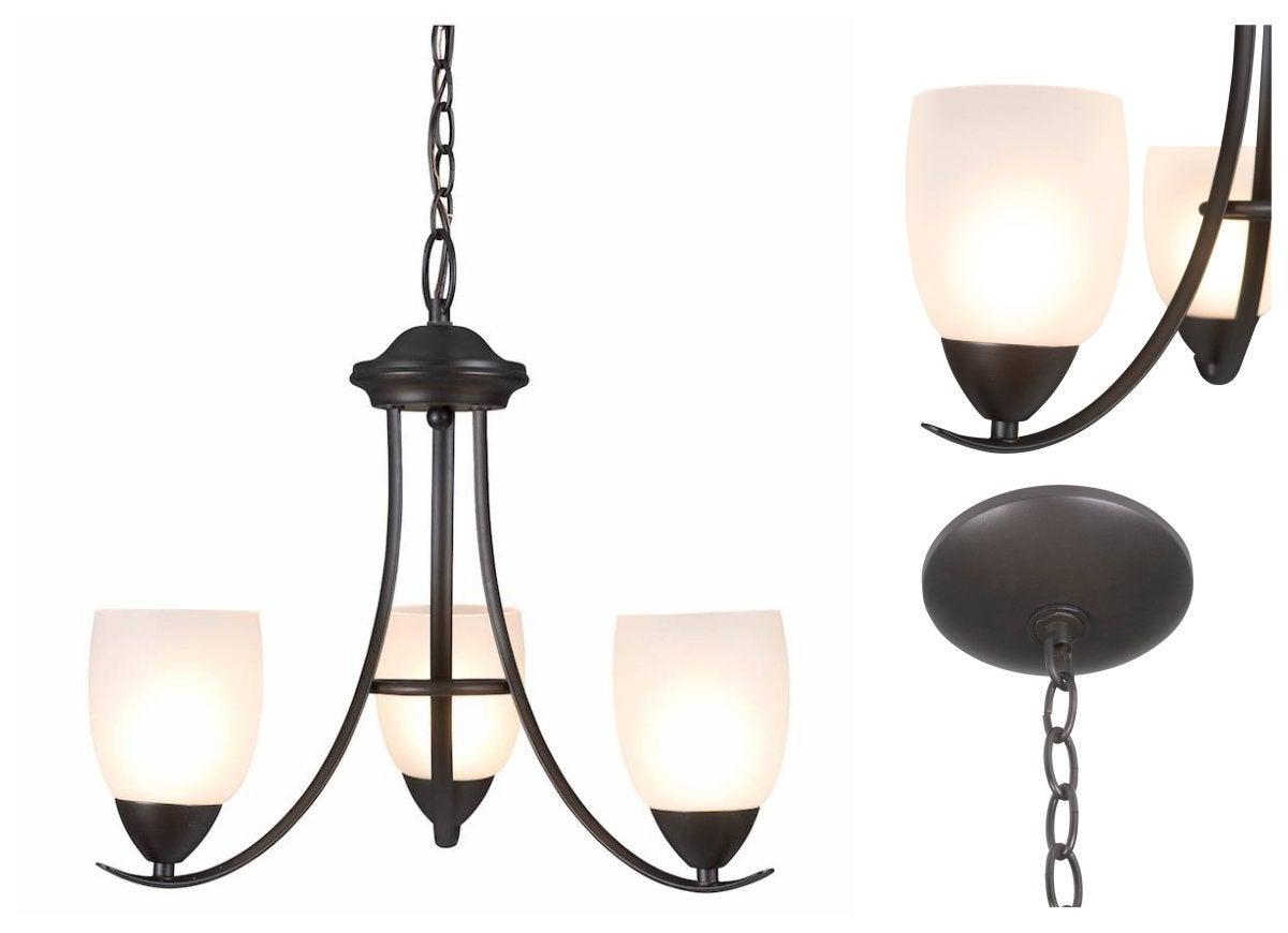Yosemite chandelier