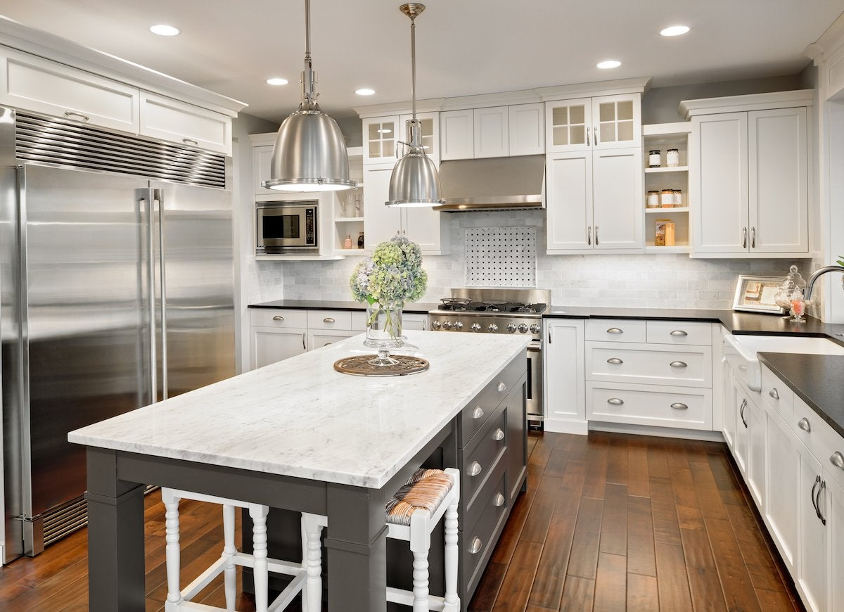 12 Things That Increase Home Value - Bob Vila on best functional kitchens, best kitchen contractor, best kitchen work triangle, best kitchen trends, best european kitchens, best kitchen toys, best budget kitchens, best kitchen remodelers, best eat in kitchens, stainless steel kitchen cabinets, kitchen cabinet manufacturers, kitchen cabinet organizers, best kitchen layouts g, hickory kitchen cabinets, best kitchen marble, best kitchen pantry shelving, best mobile kitchen island, best custom kitchens, best kitchen shelves, best modular kitchen design, best kitchen size, unfinished kitchen cabinets, best kitchen island tops, best kitchen stools, custom kitchen cabinets, kitchen cabinet design, metal kitchen cabinets, best white kitchens, painted kitchen cabinets,