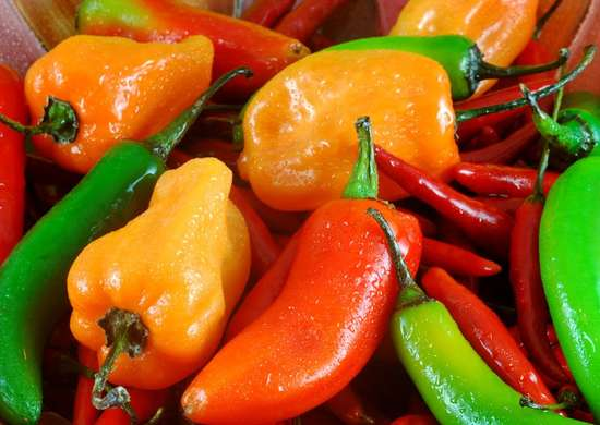 Can You Microwave Hot Peppers?