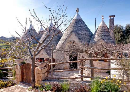 Conical House