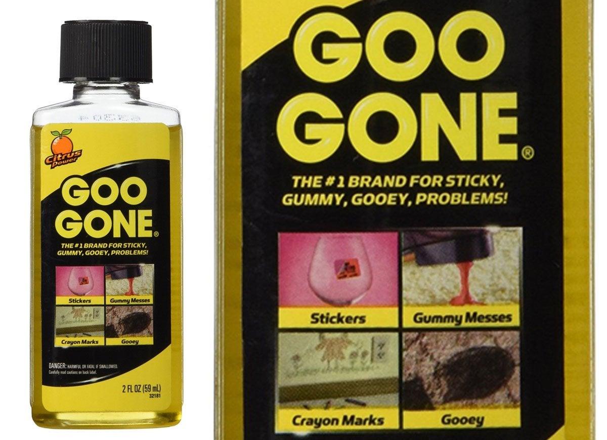 Amazon goo gone