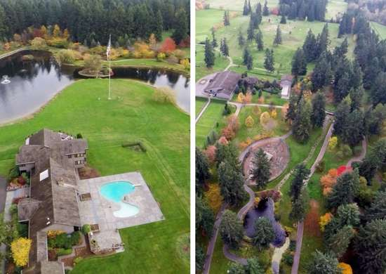 Mansion in Vashon, WA