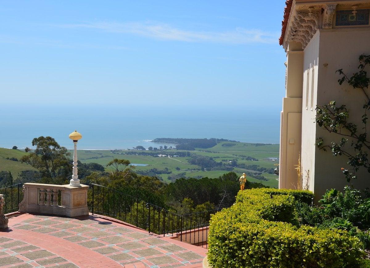 Hearst castle acres
