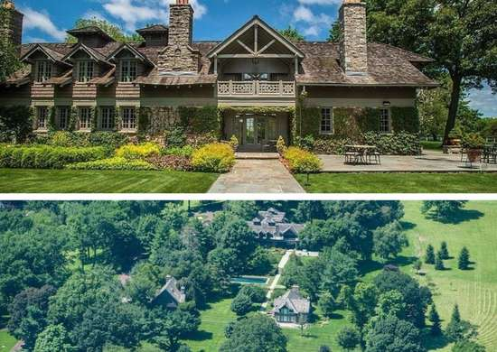 Mansion in Greenwich, CT