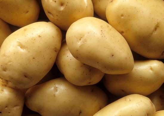 Do not refrigerate potatoes