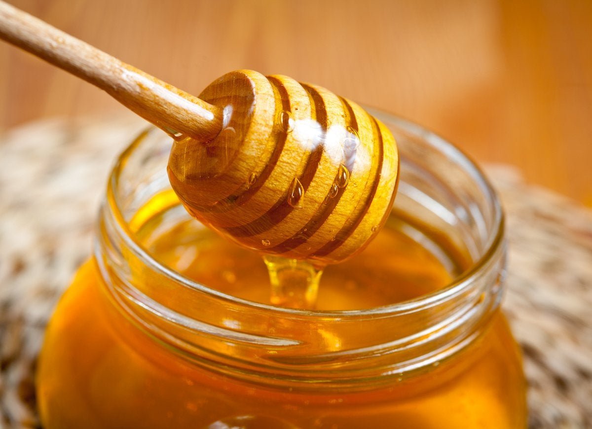 Do not refrigerate honey